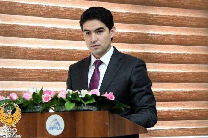 Азиз Камилов назначен председателем Федерации дзюдо Узбекистана