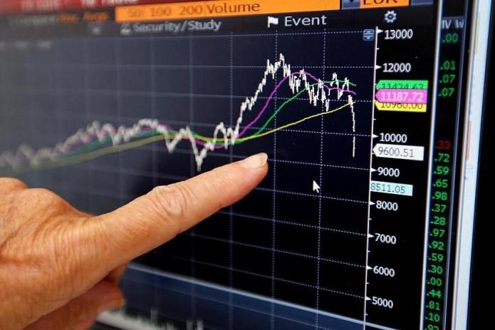 За неделю на фондовой бирже «Тошкент» реализовано акций на 4,2 млрд. сумов