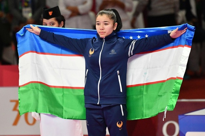 As ninth day of Asian Games conclude, Uzbek athletes win three more medals