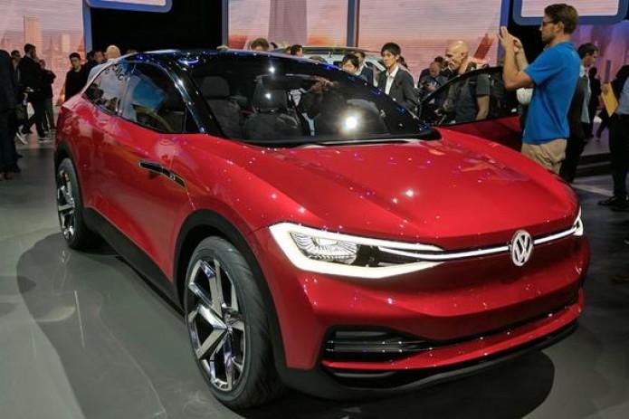 VW представила несколько новых моделей