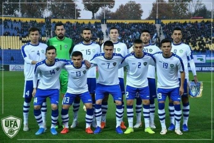 Футбол: сегодня пройдет товарищеский матч между сборными Узбекистана и Ирана