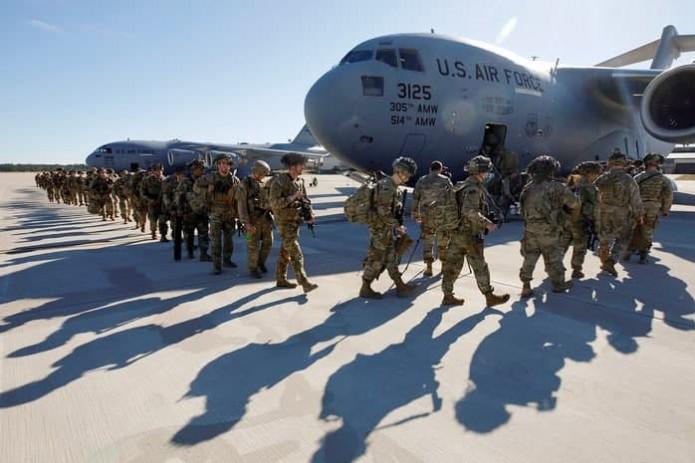 США и НАТО начали выводить войска из Афганистана