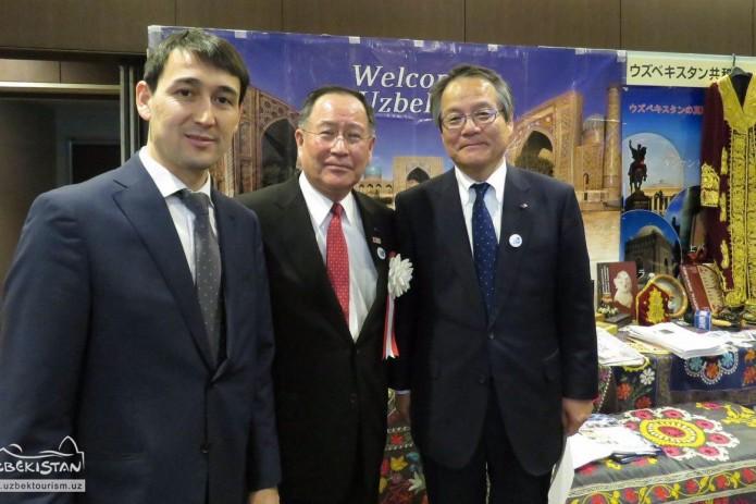 Туристический потенциал Узбекистана презентован в Японии