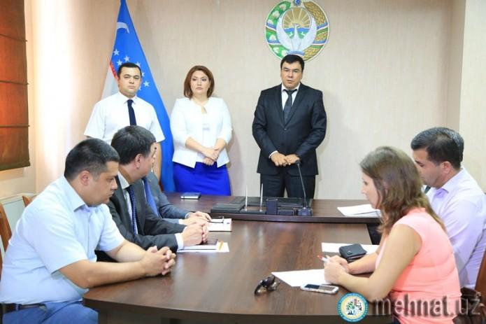 Граждане Узбекистана направляются для работы в Российскую Федерацию