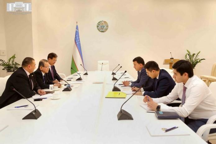 В Ташкенте создается узбекско-японский медицинско-информационный центр