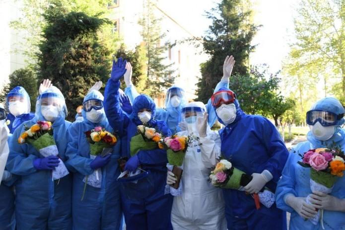 В Узбекистане от коронавирусной инфекции вылечились еще 8 граждан