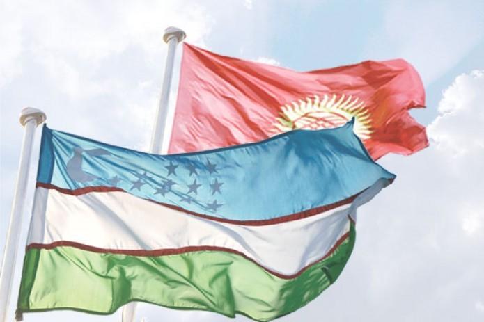 Президенты Узбекистана и Кыргызстана провели встречу в расширенном составе