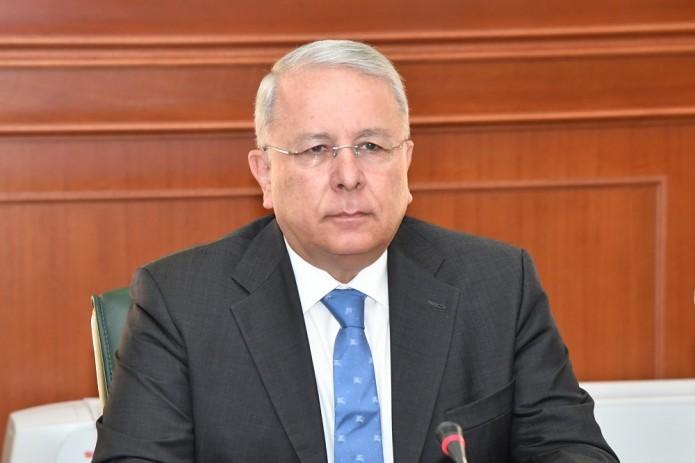 Министр иностранных дел принял нового Посла Кипра
