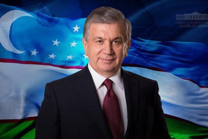Сегодня Президенту Шавкату Мирзиёеву исполняется 63 года