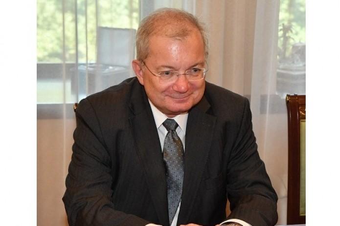 Посол ФРГ завершает дипломатическую миссию в Узбекистане