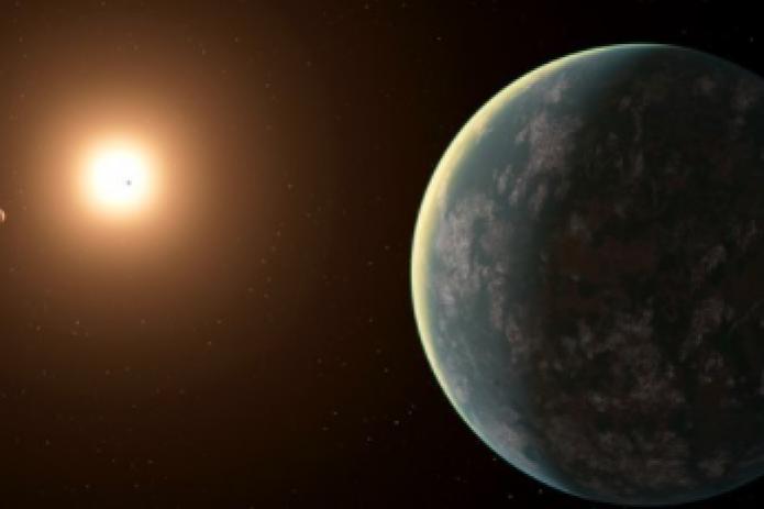 """Ученые открыли """"пи–Землю"""": она в 186 световых годах от нас"""