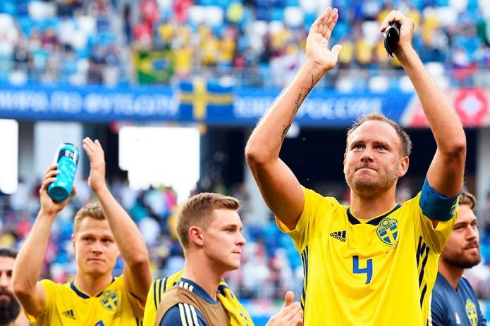 Сборная Швеции обыграла команду Южной Кореи в матче ЧМ-2018