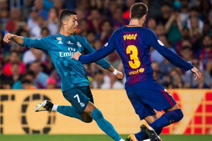 «Реал» обыграл «Барселону» в первом матче за Суперкубок Испании