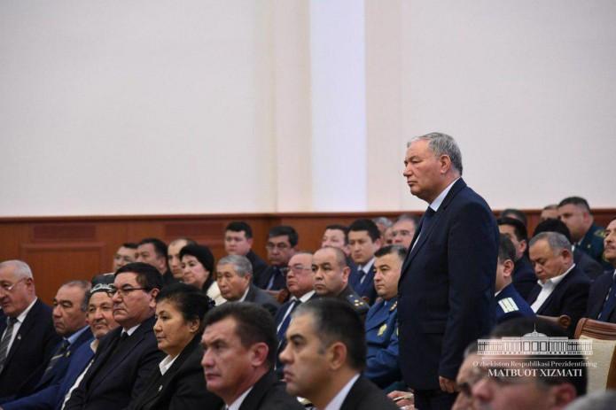 Фарход Эрманов утвержден хокимом Хорезмской области