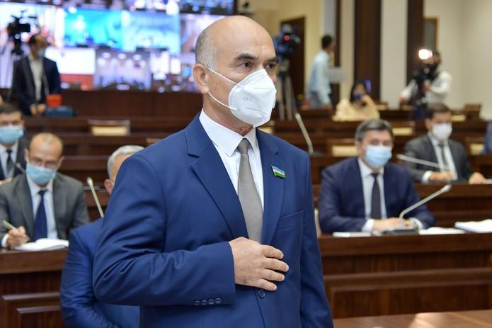 Одилжон Иминов избран председателем комитета Сената