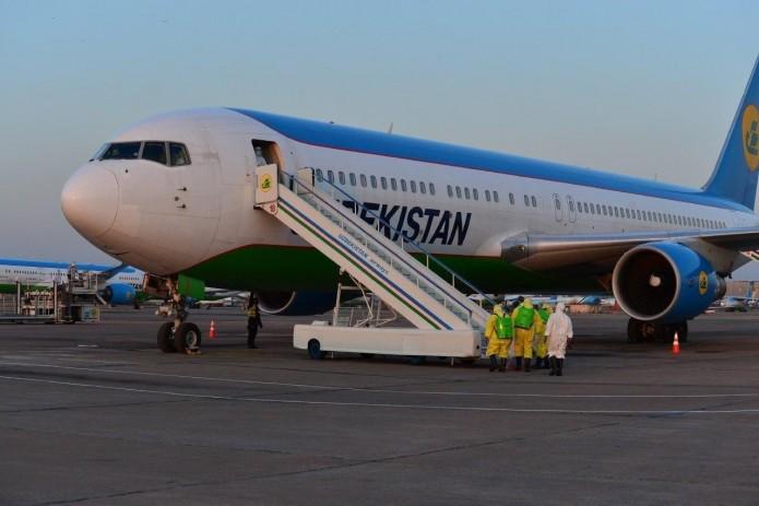 Узбекистан эвакуировал казахстанцев из Уханя