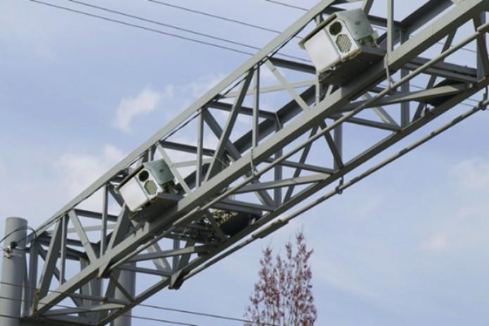 Две иностранные компании скупили почти все места для установки радаров в Ташкенте