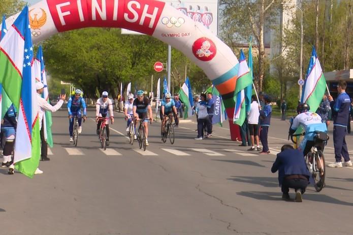 Определились победители веломарафона дружбы Шымкент-Ташкент