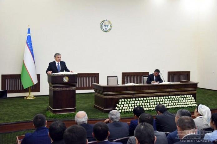 Шавкат Мирзиёев поздравил с наступлением месяца Рамадан