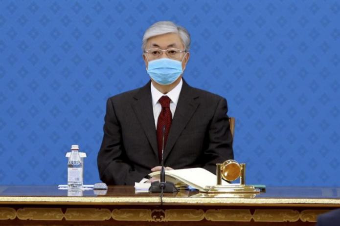 В Казахстане 13 июля объявили днем траура по жертвам COVID-19