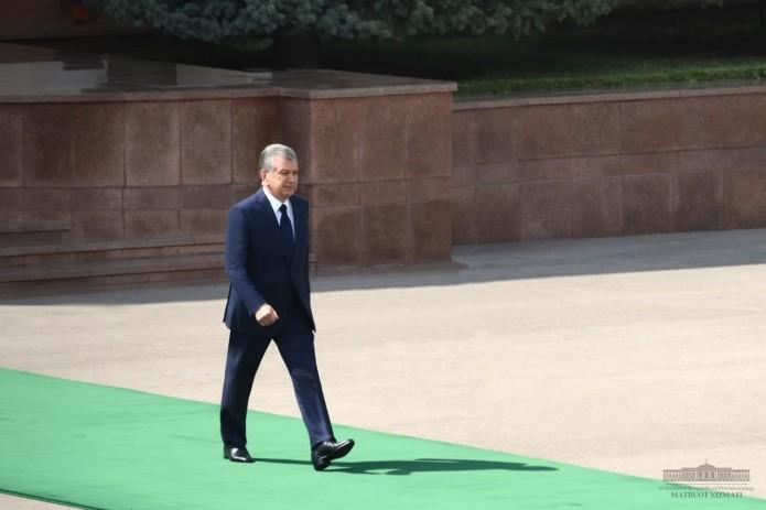 Президент Шавкат Мирзиёев отбыл в Туркменистан
