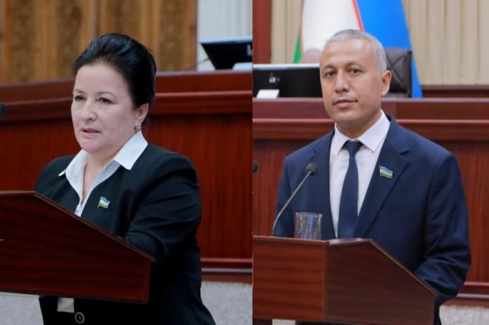 Избраны новые заместители Спикера Законодательной палаты