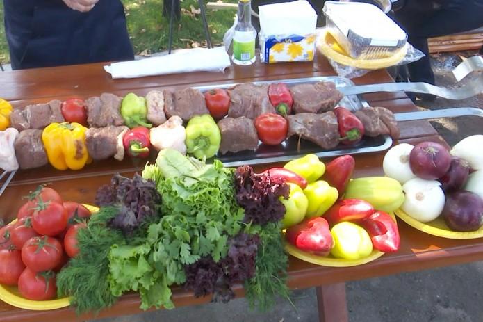 В рамках ТМТЯ прошел фестиваль национальных блюд «Вкус Шелкового пути»