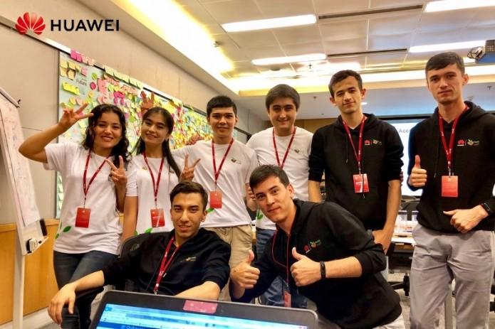 Huawei открыта для талантов Узбекистана в сфере ИКТ