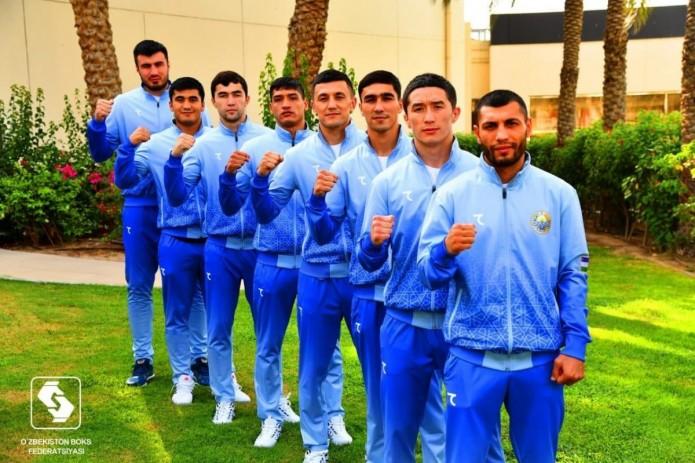 Узбекские боксеры стали абсолютными победителями Чемпионата Азии