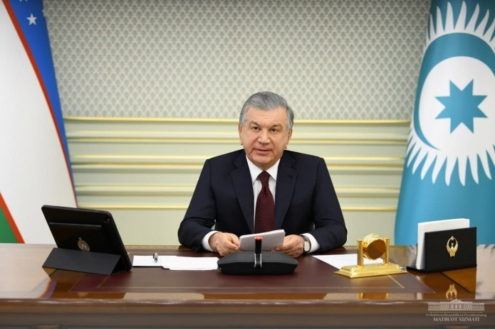 Шавкат Мирзиёев принял участие в неформальном саммите Тюркского совета