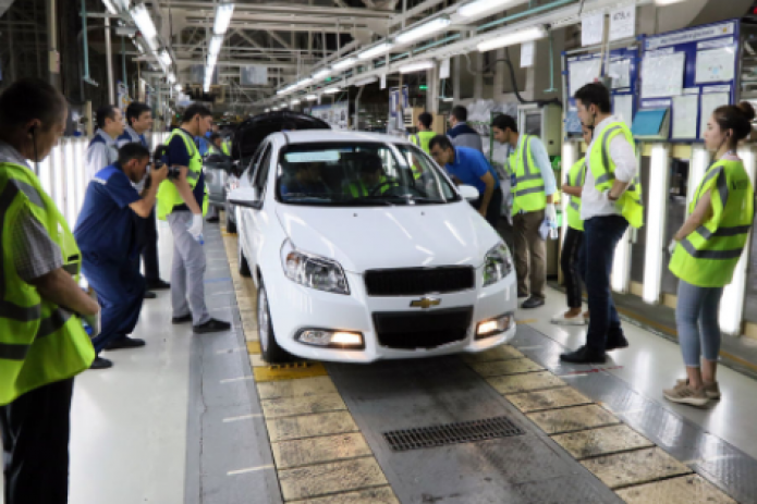 UzAuto Motors вдвое увеличит число дилеров в России