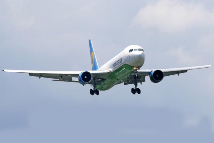 «Узбекистон хаво йуллари» начнет выполнять регулярные рейсы в Джидду