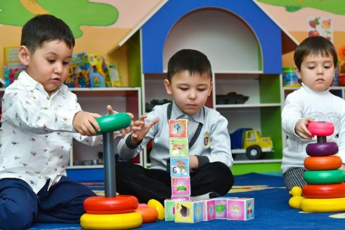 В Узбекистане введены налоговые льготы на благотворительность в сфере дошкольного образования