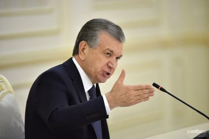 Шавкат Мирзиёев: Министры будут находиться в Ташкенте только в выходные дни