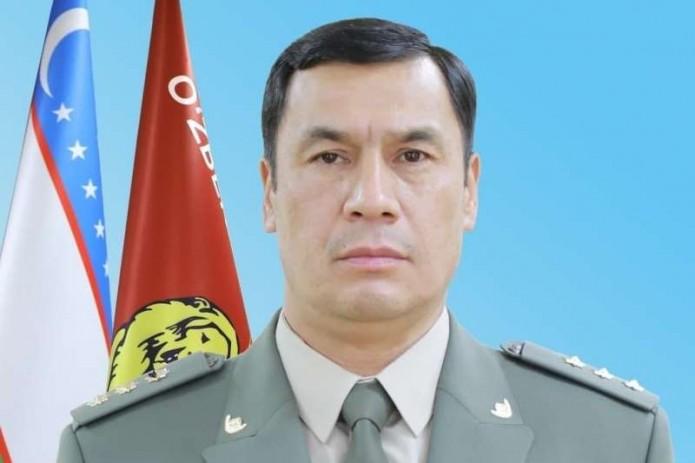 Бекмурод Абдуллаев назначен заместителем министра внутренних дел