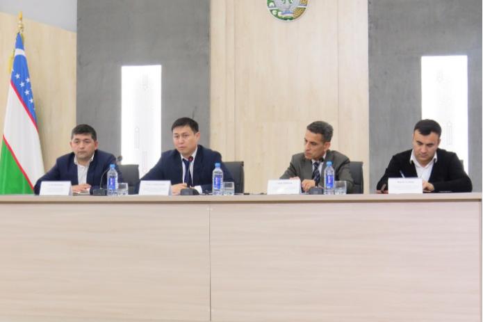 В Узбекистане создадут онлайн-карту загрязнений