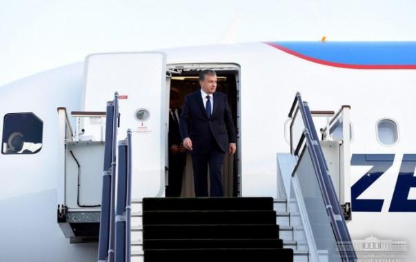Президент Шавкат Мирзиёев посетит ОАЭ с официальным визитом