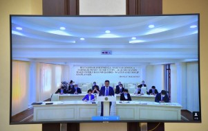 Тимур Ишметов: Доходы бюджета в первом полугодии составили 71,6 трлн. сумов