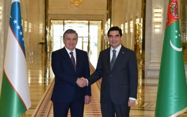 23 апреля Президент Туркменистана посетит Узбекистан