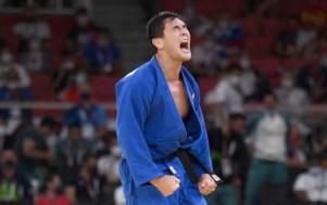 Токио-2020: Дзюдоист Давлат Бобонов завоевал бронзовую медаль Олимпийских игр