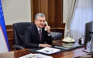 Главы государств поздравляют Шавката Мирзиёева с днем рождения