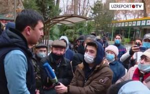 Как проходит реконструкция парка Гафура Гуляма в Ташкенте? (Видео)