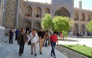 В Узбекистане с 1 октября снимут ограничения для международного туризма
