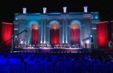 В столице состоялся первый Национальный симфонический OPEN AIR