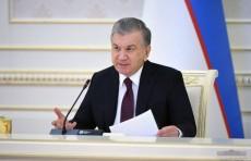 Шавкат Мирзиёев поручил снять с должности нескольких хокимов