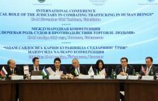 Танзила Нарбаева: количество преступлений, связанных с торговлей людьми сократилось в 3,2 раза