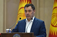 Президент Кыргызстана Садыр Жапаров посетит Узбекистан