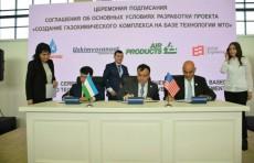В Узбекистане появится новый кластер по производству газохимической продукции