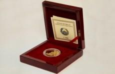 ЦБ: В банках осталось около 4,8 тыс. золотых и серебряных монет