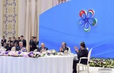 В Ташкенте прошел официальный прием в честь глав государств ЦА